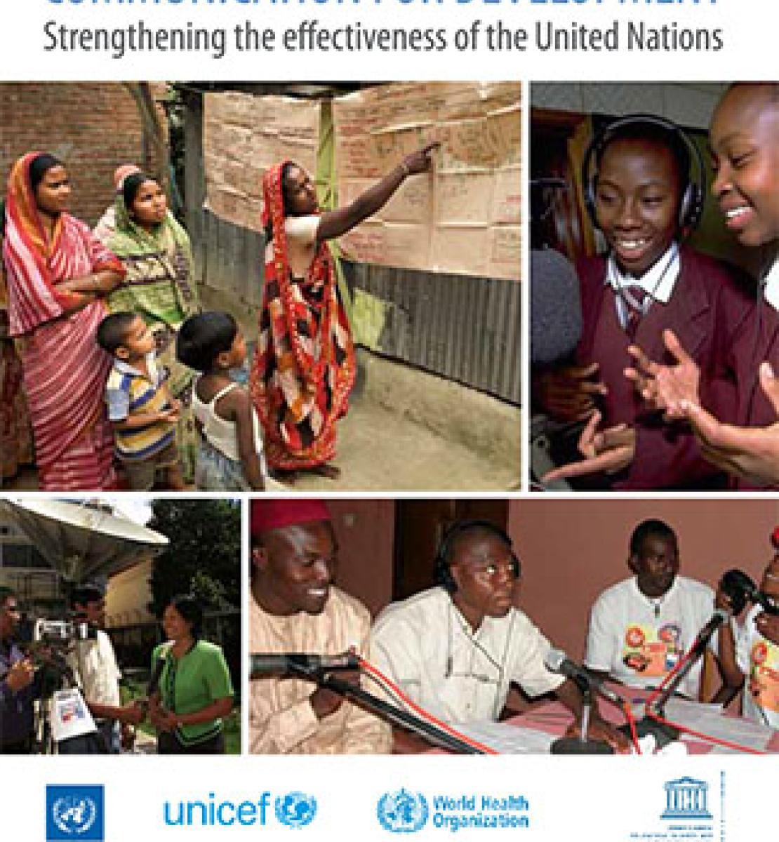 Communication pour le développement: Renforcer l'efficacité des Nations Unies