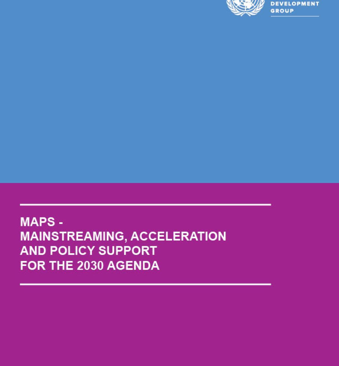 Intégration, accélération et soutien aux politiques pour la mise en œuvre du Programme 2030