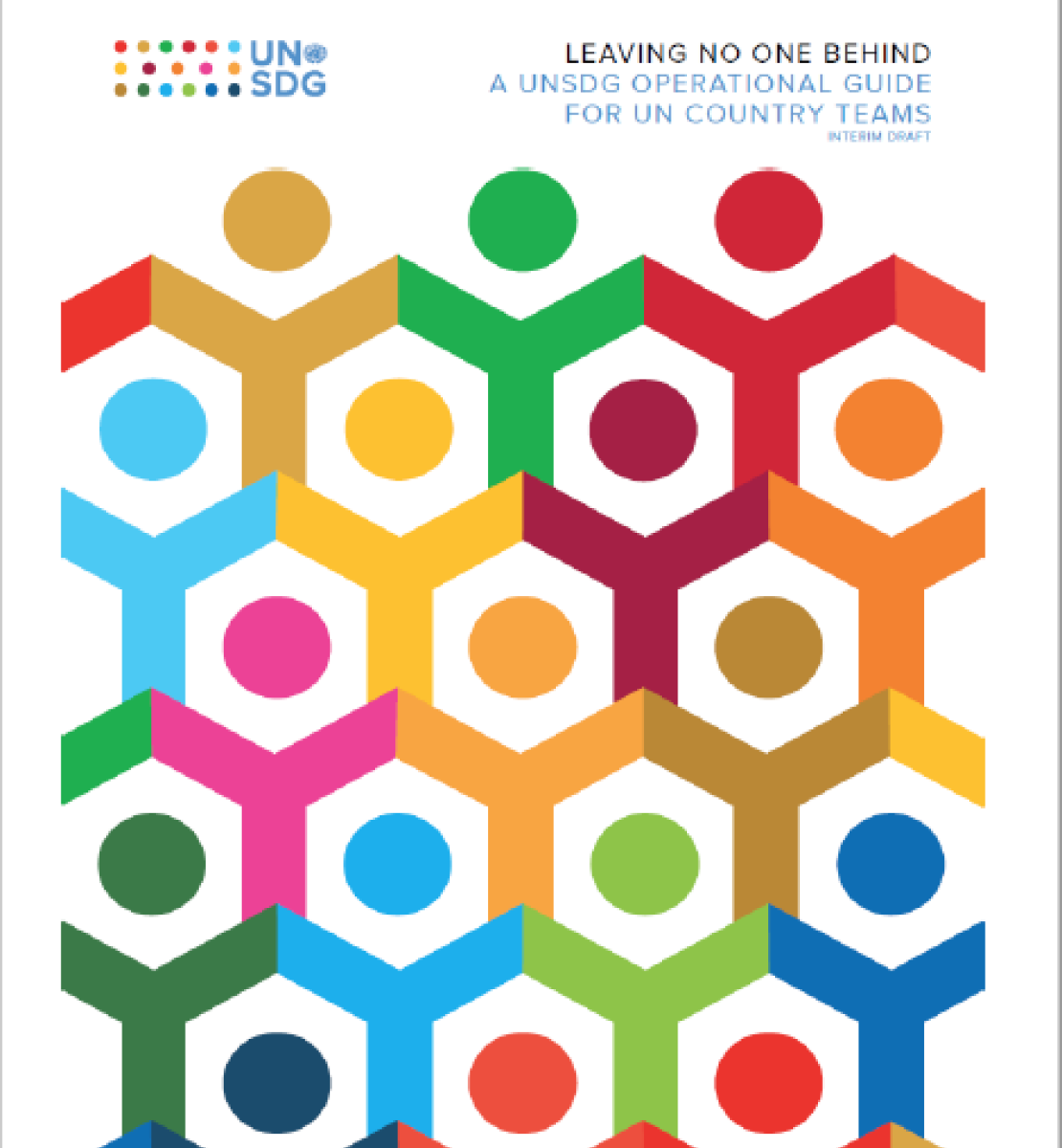 Leaving No One Behind: A UNSDG Operational Guide for UN Country Teams
