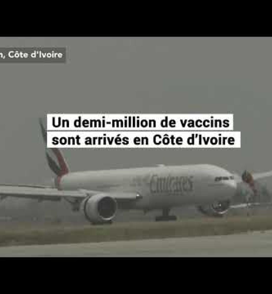 科特迪瓦成为首批接受COVAX疫苗的非洲国家