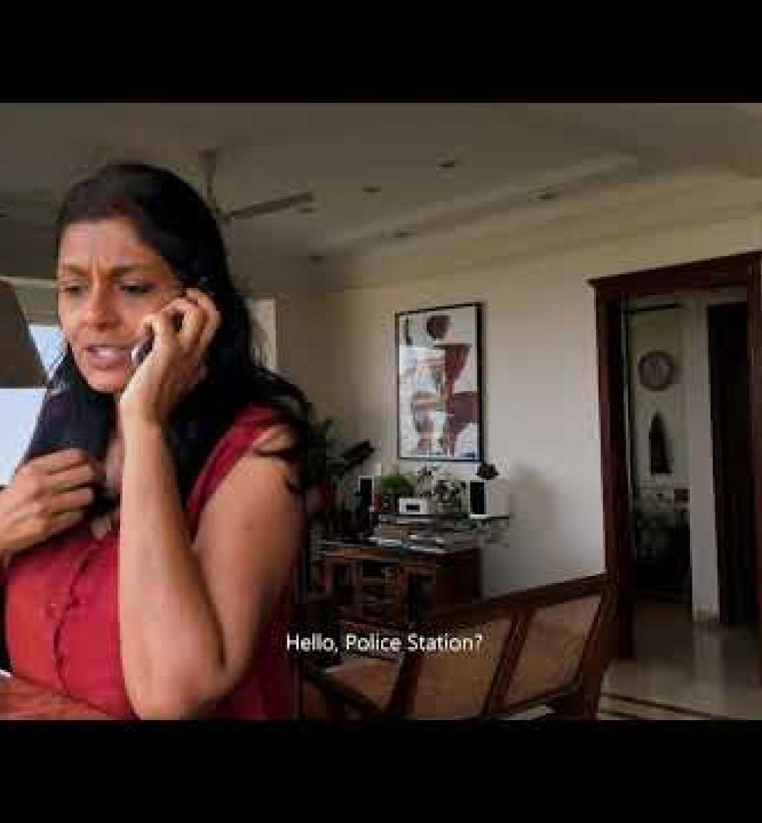 """""""أصغِ إليها"""": فيلم قصير عن العنف المنزلي في الهند يثير المشاعر ويدعو إلى اتخاذ إجراءات حاسمة"""