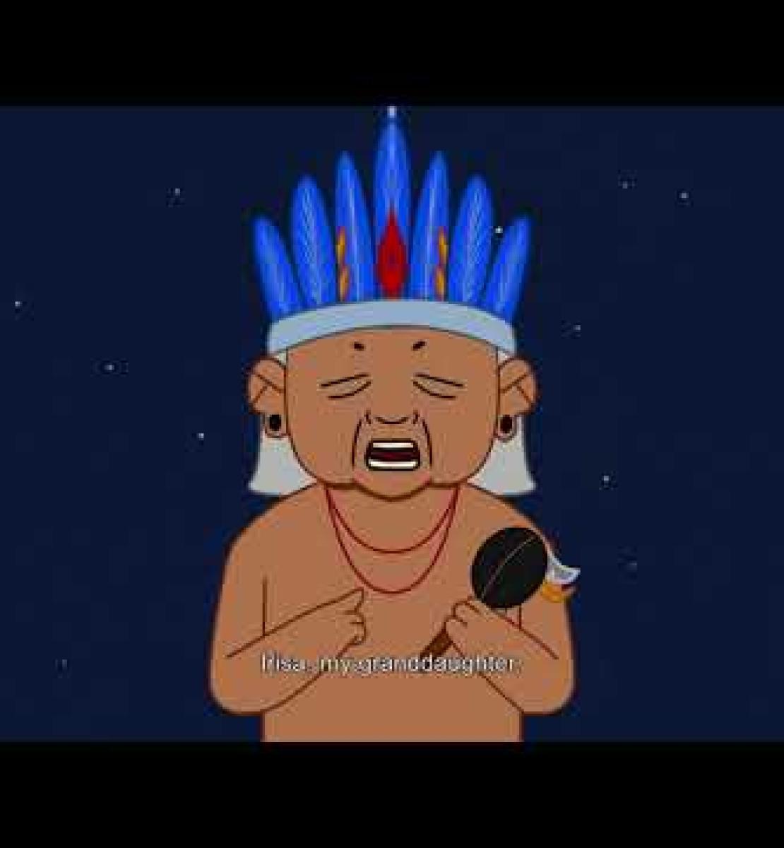 Grand Warriors: Indigenous children confront COVID-19